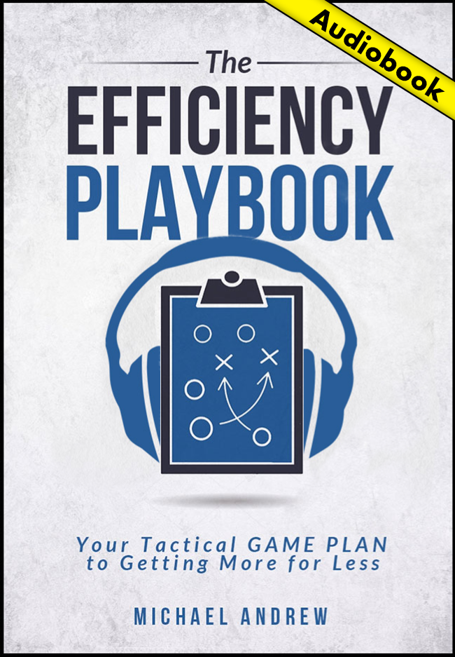 The Efficiency Playbook - Audiobook