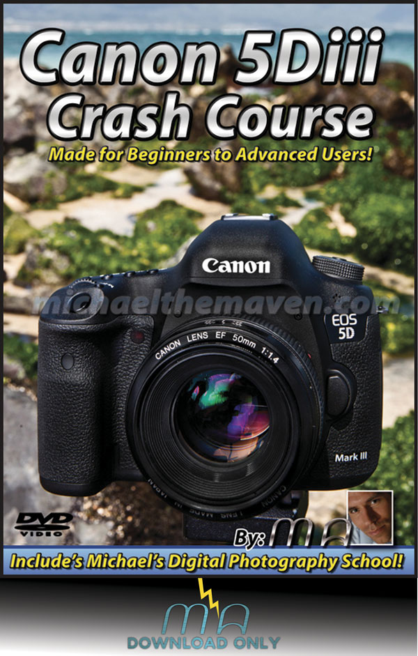 Canon 5Diii Crash Course | Download | Get it Now!