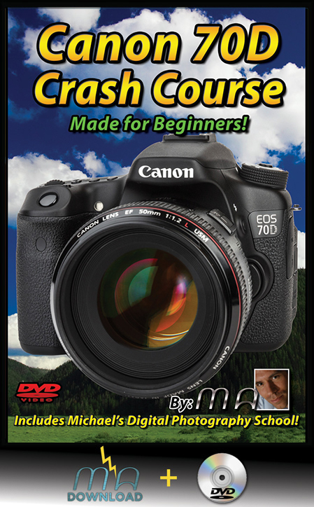 Canon 70D DVD + Download