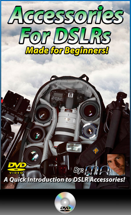 Accessories For DSLRs DVD + Download