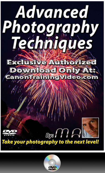 Advanced Photography Techniques DVD + Download