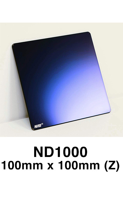 Maven 100X100MM ND1000 10 STOP FILTER (Blue)