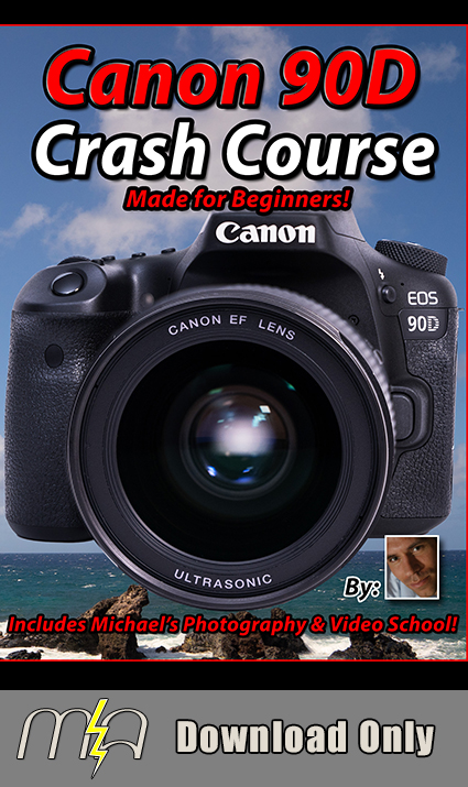 Canon 90D Crash Course Training Tutorial