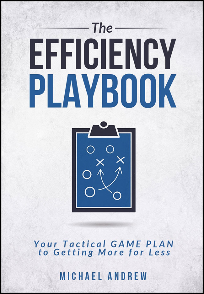 The Efficiency Playbook - Paperback