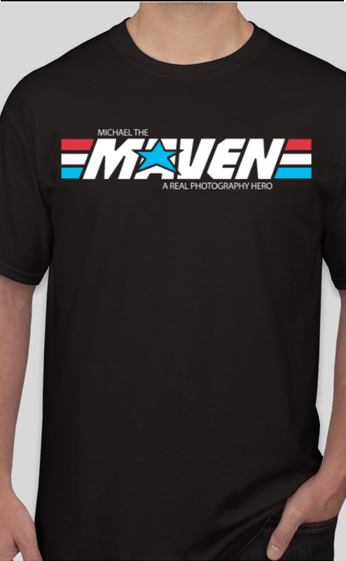 Michael The Maven - Hero T-Shirts
