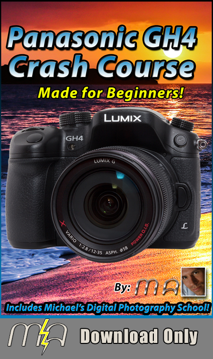 Panasonic GH4 Crash Course - Download Only