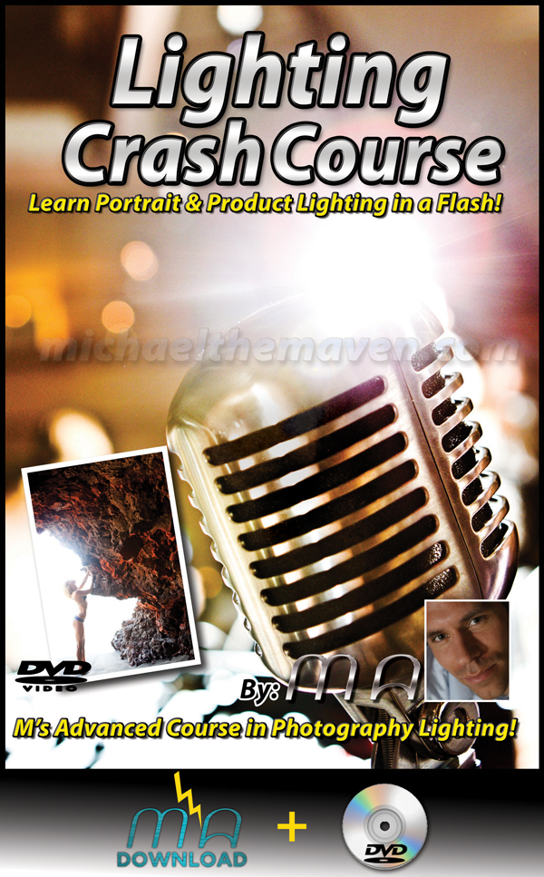 Lighting Crash Course DVD with Download