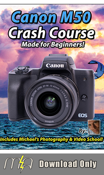 Canon M50 Crash Course - Download