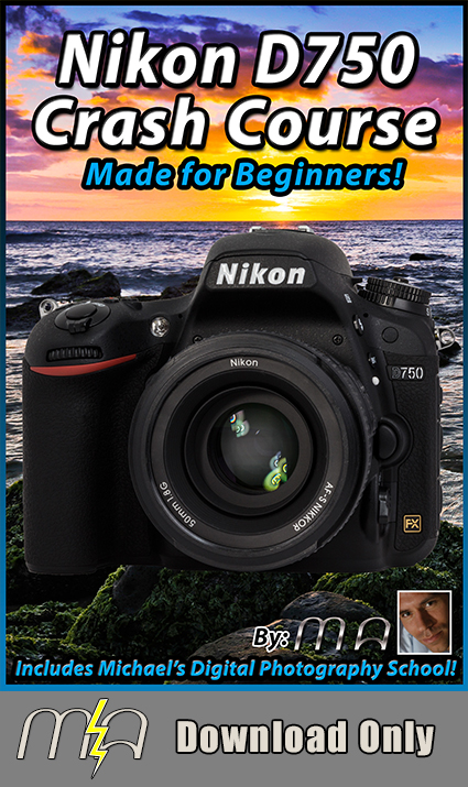 Nikon D750 Crash Course - Download Only - Click Image to Close