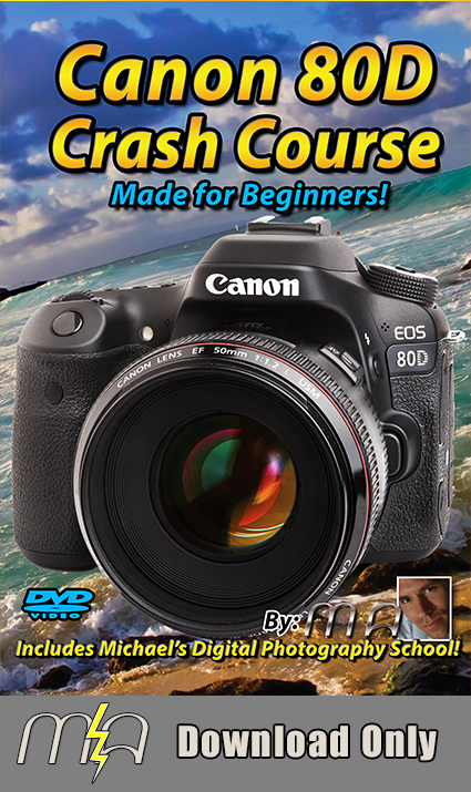 Canon 80D Crash Course Training Tutorial