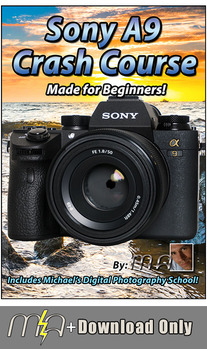 Sony A9 Crash Course - Download Only