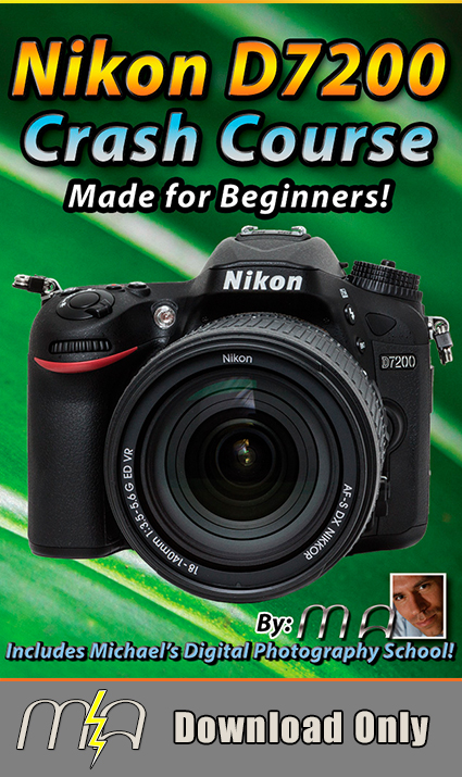 Nikon D7200 Crash Course - Download Only