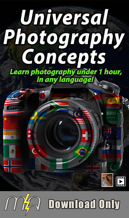 Universal Photography Concepts