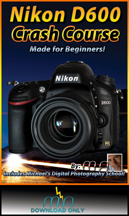 Nikon D600 Crash Course Download Only