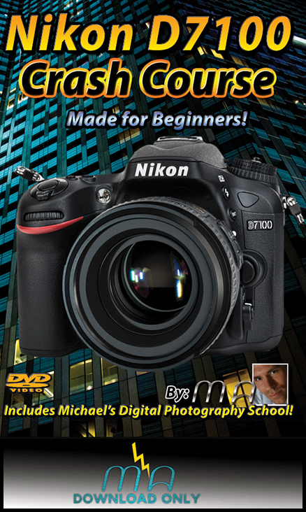 Nikon D7100 Crash Course - Download Only