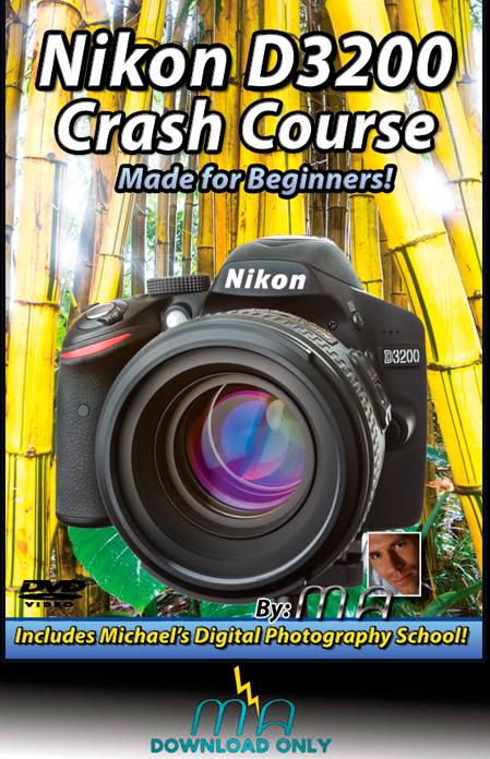 Nikon D3200 Crash Course --Download Only