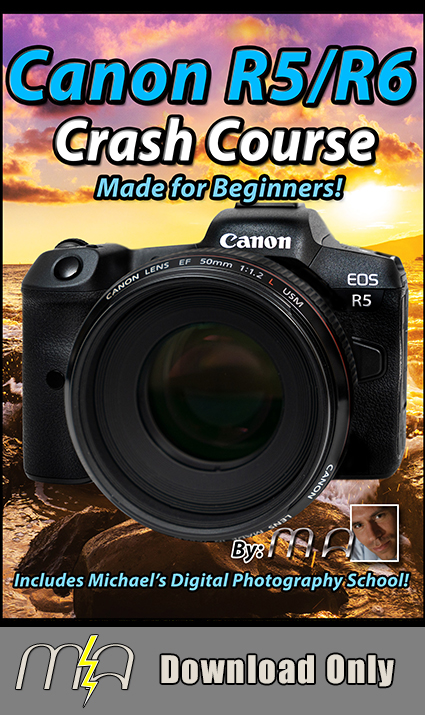 Canon R5/R6 Crash Course - Download