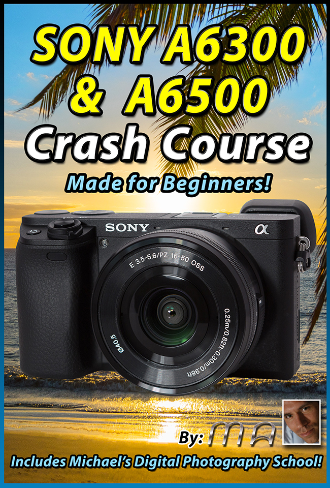 Sony A6300 / A6500 Crash Course - Download Only