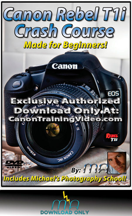 Canon Rebel T1i Crash Course | Download | Get it Now!